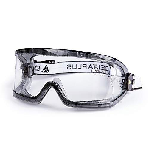 aoory Gafas anti polen alergia a prueba de viento Gafas transparentes polarizadas decoloración gafas para hombres transparentes