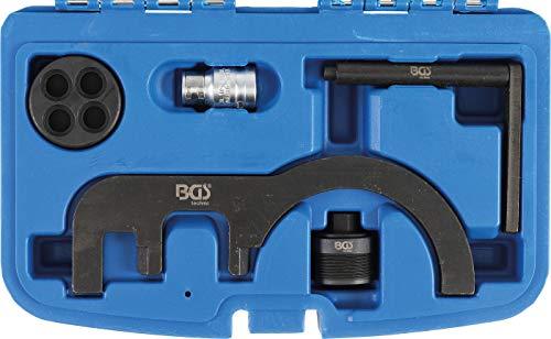 BGS 8724 | Motor-Einstellwerkzeug-Satz | für BMW N47, N47S, N57 | Nockenwelle | Steuerkette | Zylinderkopfdichtung