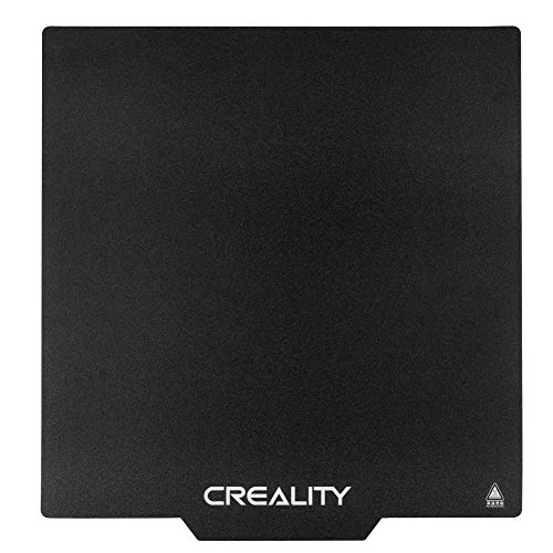 Creality Original Ultra Flexible Removable Magnetic 3D Printer Build Surface Heated Bed Cover 320 x 310mm for CR-10 V2/CR-10 V3/CR-10S Pro V2 / CR-10S Pro/CR-10S / CR-X