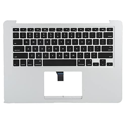 Goshyda Teclado, Funda con reposamanos de aleación de Aluminio, Funda con Teclas Completas para Lenovo, Chromebook C330 81HY