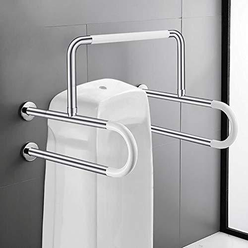 Barrièrevrije leuningen, toiletbeugel, veiligheidsframe-doucherails voor gehandicapten en senioren in badkamers en hotels thuis