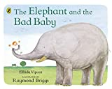 The Elephant and the Bad Baby (Puffin Picture Books)