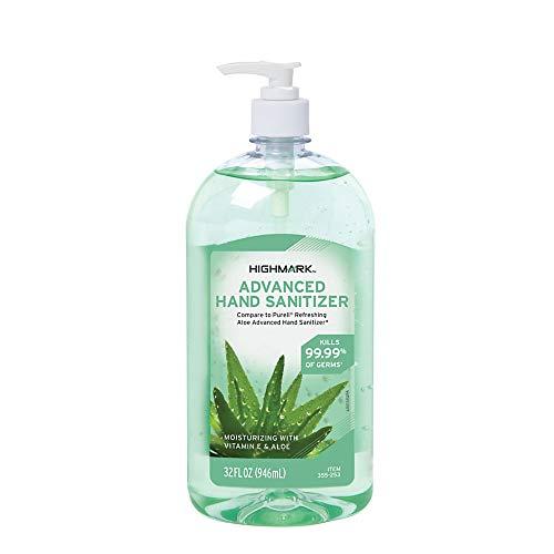 Highmark Advanced Hand Sanitizer