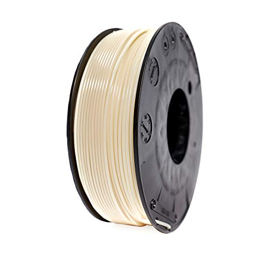 Winkle Filamento ASA 1,75 mm | Filamento stampante 3D | ASA 3D | Stampa 3D | Colore naturale | Bobina 1000 g