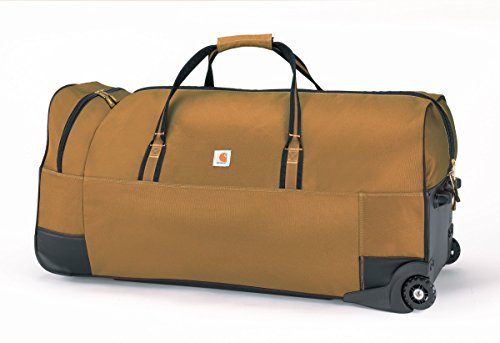 Carhartt LEGACY WHEELED GEAR BAG 36 INCH Reisetasche braun 100251 211, keine Angabe