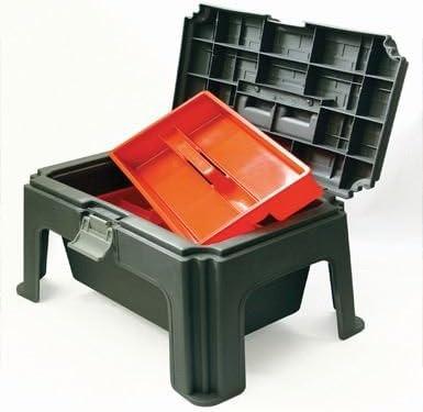 Stable Kit Caja de Aseo con escalón, Unisex Adulto