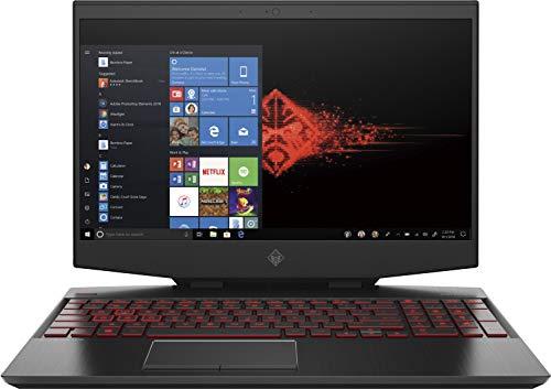 OMEN 15-dh1657ng (15,6 Zoll / FHD IPS 144Hz) Gaming Laptop (Intel Core i5-10300H, 16 GB RAM, 1TB SSD, NVIDIA GeForce RTX 2060 6GB GDDR6, Windows 10, QWERTZ) schwarz