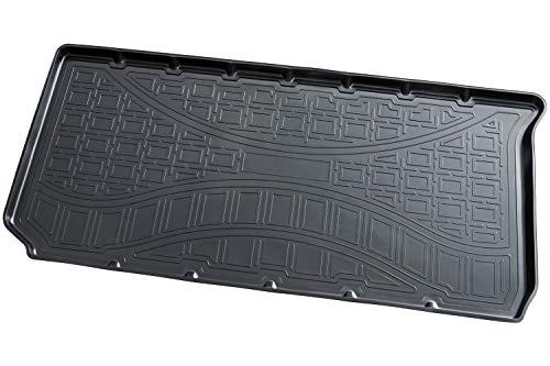 Recambo Kofferraumwanne passend für Smart Fortwo II, Typ 451 | 2007-2015 | passgenau mit Rand