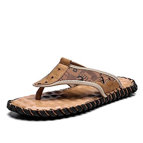 Chanclas Nuevas Sandalias De Verano Para Hombres Zapatillas Casuales De Talla Grande Para Hombres Chanclas De Playa Sandalias Antideslizantes Transpirables Para Hombres