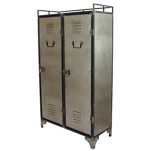 Armadio Credenza Madia Buffet Libreria Mobile Industriale Ferro metallo