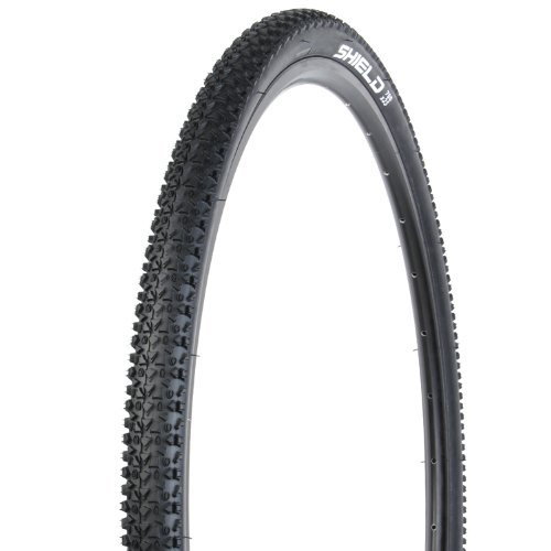 Ritchey Shield Comp Cubierta para ciclocross y Gravel, Negro, 700 x 35