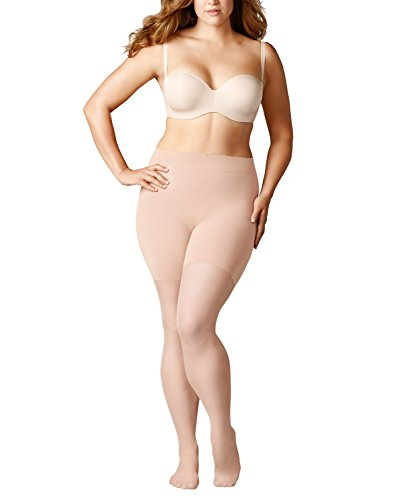 FALKE Damen Beauty Plus 20 DEN W TI Strumpfhosen, Beige (Cocoon 4059), E Short