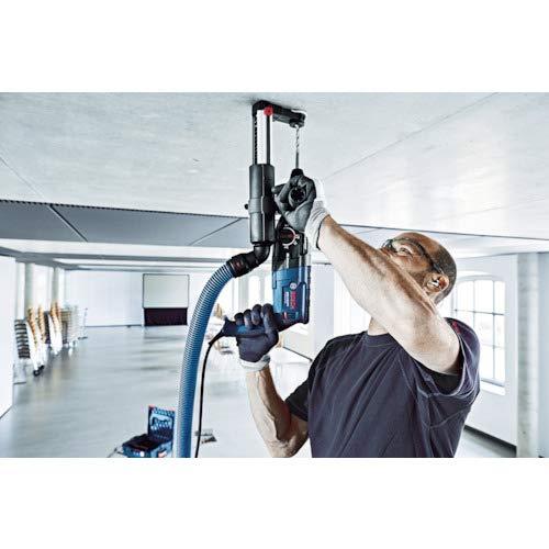Bosch Professional Staubabsaugung GDE 16 Plus (max. 16 mm, 120 mm maximale Bohrtiefe, kompatibel mit allen 2- und 3-kg-Bosch-SDS plus-Hämmern mit 50 mm Spannhals)