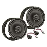 tomzz Audio 4037-002 Lautsprecher Einbau-Set MDF passend für Mitsubishi ASX...