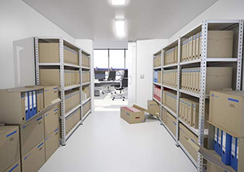 "Elba 100421143 Systemcontainer ""tric system"" mit Klappdeckel, 10 Stück, naturbraun - 7"