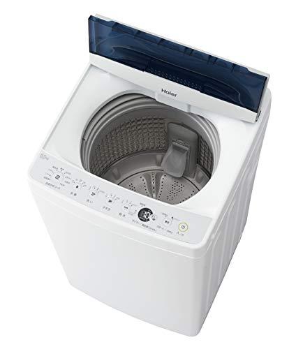 ハイアール5.5kg全自動洗濯機ホワイトhaierJW-C55D-W