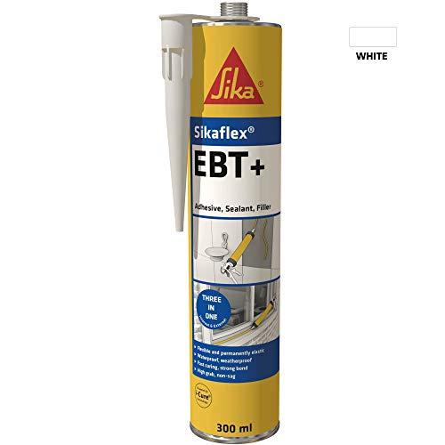 Sika Sikaflex 1900203 EBT - Adhesivo sellante (300L)