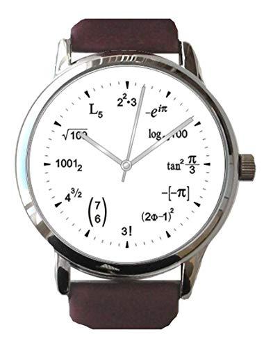 Math Equation Watch