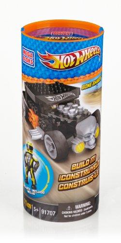Mega Bloks 91707 Hot Wheels Bone Shaker