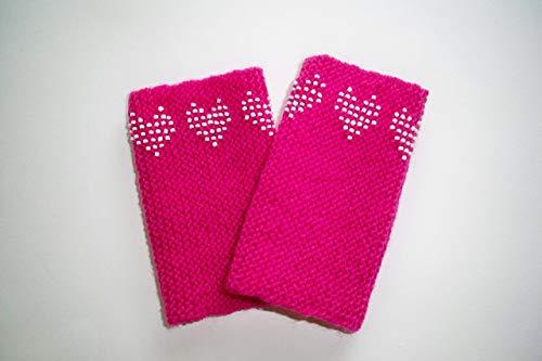 Süße Pulswärmer für Mädchen im Alter von 9-10 Jahren