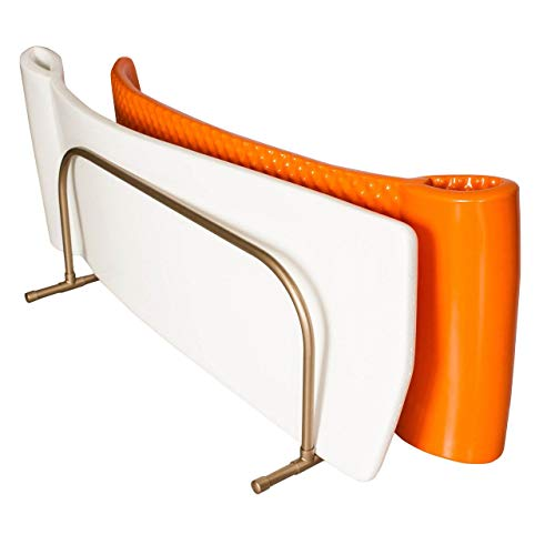 TRC Recreation PVC Pool Float Storage Drying Rack for Foam Super-Soft Floats, Bronze