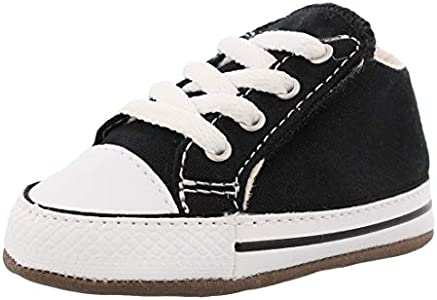 Converse Chuck Taylor All Star, Zapatillas Unisex niños, Schwarz, 19 EU