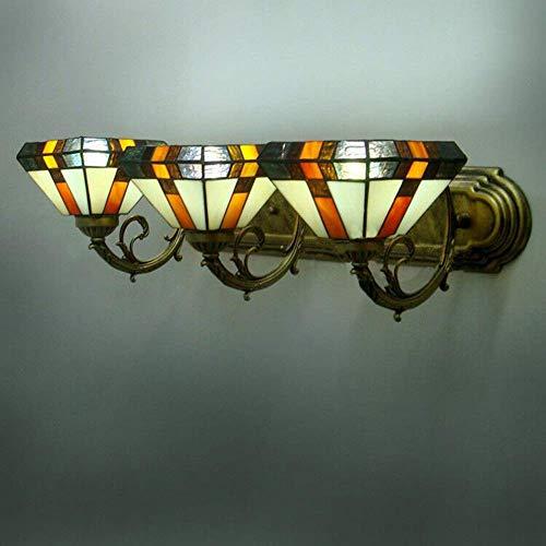 Wandlamp creatieve wandlamp spiegel lamp van brons Sconce prachtige structuur wandlamp wandlamp B