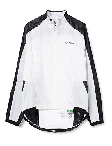 Vaude Herren Jacke Men's Air Pro Jacket, White/Black, L, 41827