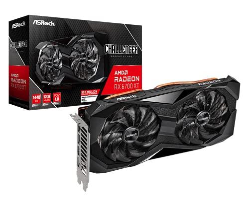 Asrock RX 6700XT Challenger D RX6700XT CLD 12 GB OC