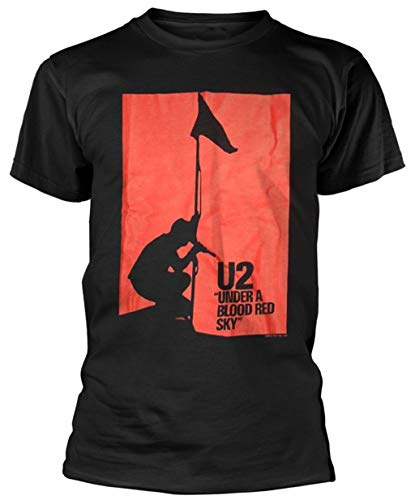 U2 'Blood Red Sky' T-Shirt - New & Official!