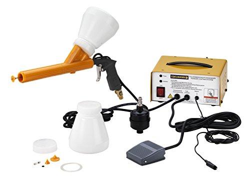 Dispositivo per verniciatura a polvere, pistola a polvere, sistema di verniciatura a polvere, strumento per la riparazione delle ammaccature PDR tecnica incollaggio 2701