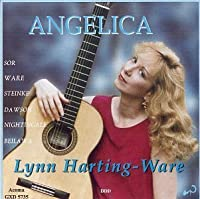 Angelica by Lynn Harting-Ware