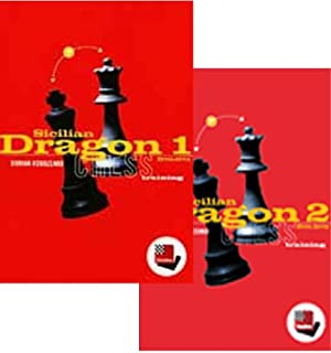 Sicilian Dragon 1 & 2, Chess Opening Software Program