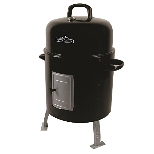 Review Of RiverGrille SC2032408-RG Silver Spur Water Smoker
