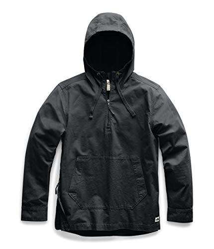 The North Face Men's Battlement Anorak, TNF Black, M