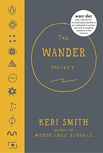 The Wander Society (English Edition)