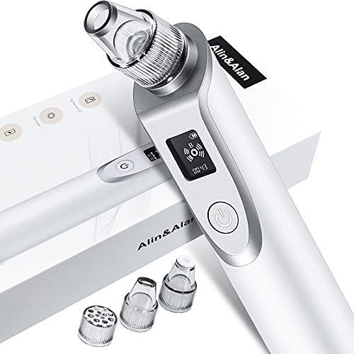 Blackhead Remover Pore Vacuum, Electric Blackhead Vacuum, Facial Acne Blackhead Remover Extractor Suction Device