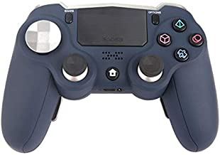 PS4 Wireless Controller, SADES C100 Professional PS4 Controller Bluetooth Gamepad for Playstation 4 Game(Blue)