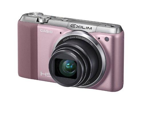 Casio High Speed Exilim Ex-ZR700 Digital Camera Pink EX-ZR700PK