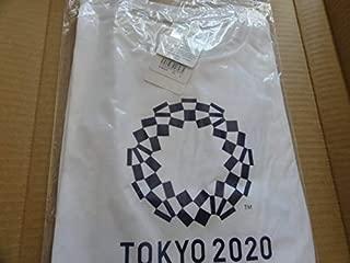 2020 東京オリンピック公式グッズ Tシャツ Lサイズ ショルダーバッグ スポーツタオル 3点セット コカコーラ社プレゼント当選品
