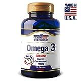 OMEGA 3 Fish Oil 1.000mg 200 cápsulas + 20 grátis