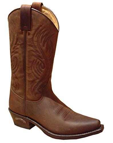 Sendra Boots 2605 braun Gr. 40 * incl. original Mosquito ® Stiefelknecht *