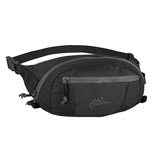 Helikon-Tex Bandicoot Waist Pack Gürteltasche - Cordura - Schwarz/Schatten Grau ,Einheitsgröße
