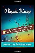 O Pequeno Príncipe: Edição completa com alguns desenhos adicionais e um conto por Wirton Arvel (Portuguese Edition)