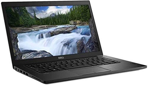 Dell Latitude 7390 13.3' FHD Anti-Glare Flagship Backlit Keyboard Business Laptop | Intel core i5-8350U Quad-Core | 8GB RAM | 256GB SSD | Windows 10 Pro(Renewed)