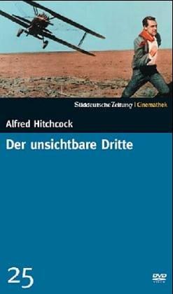 Der unsichtbare Dritte, 1 DVD, dtsch. u. engl. Version