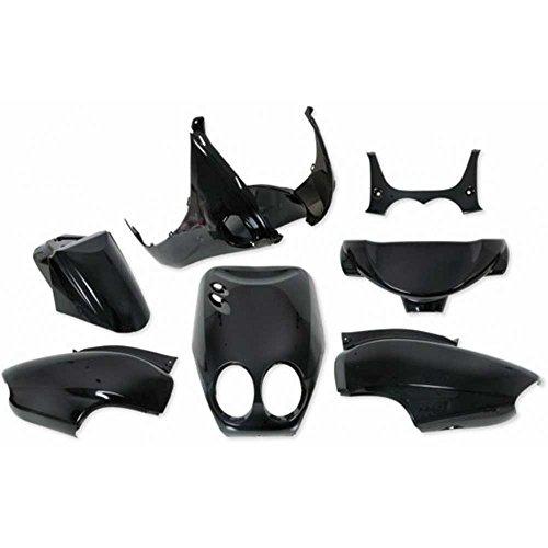 StylePro Verkleidungssatz 7Teile MBK Ovetto Yamaha Neos schwarz metallic YN01600