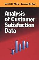 Analysis of Customer Satisfaction Data