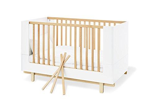 Pinolino 113403 Kinderbett 'Boks', weiß