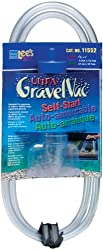 Lee's Ultra Gravel Vac, Self-Start with Nozzle and Hose Clip